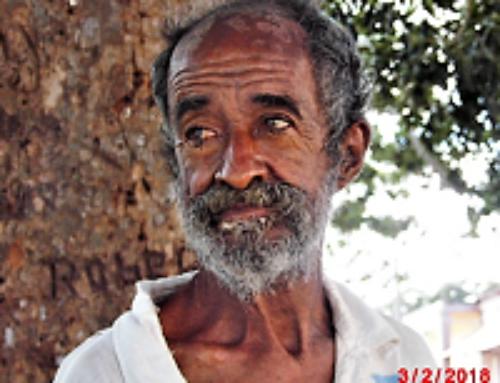 Indigentes afrocubanos sin asistencia del gobierno en Cuba